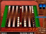 Anzeige - Real Backgammon - 3D