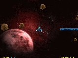 Anzeige - Deeper Into Space - Asteroids Clone
